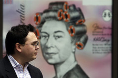 Aussie, Canada dollars termed reserve currencies Marsh on Monday | Gold and What Moves it. | Scoop.it