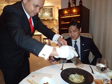 Restaurant Review: Hotel Restaurant Serves Yummy Italian Food - Accidental Travel Writer | Asian Travel | Scoop.it