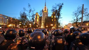 Podcast: Street Politics And Kremlin Intrigues | Comparative Government and Politics | Scoop.it