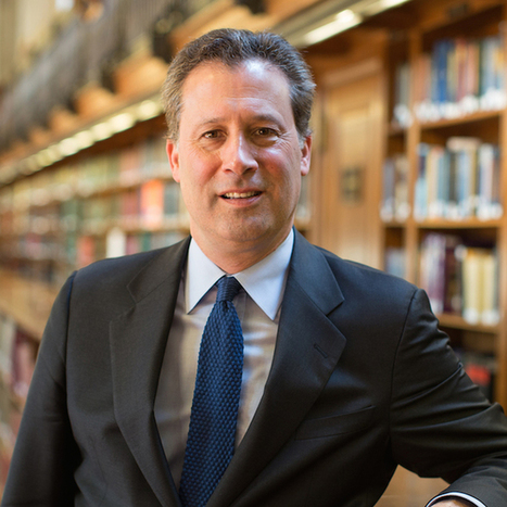 The 21st Century Library: A Conversation With NYPL's Anthony Marx | Libraries and eLearning | Scoop.it