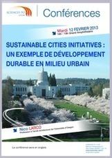 Les conférences de Sciences Po Lyon : « Sustainable cities initiatives : une exemple de développement durable en milieu urbain » | Sciences Po Lyon - IEP Lyon | développement durable | Scoop.it