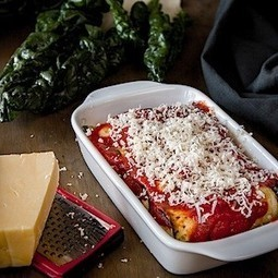 Zucchini cannelloni | Meatless mondays | Scoop.it