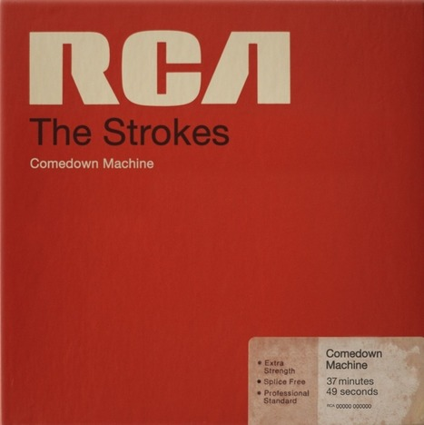 REVIEW: The Strokes New Album 'Comedown Machine'... | ...Music Artist Breaking News... | Scoop.it