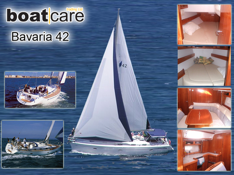 Bavaria 42 For Sale | Boatcare | Boatcare - We take care of all your Yachting Needs! | Scoop.it