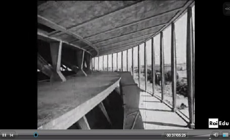 La potenza espressiva dell'architettura di Pierluigi Nervi | The Architecture of the City | Scoop.it