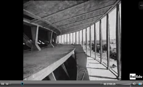 La potenza espressiva dell'architettura di Pierluigi Nervi | The Architecture of the City | Scoop.it
