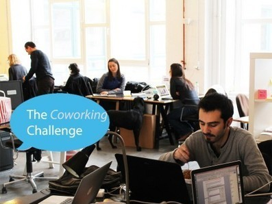 The evolution of coworking spaces | Deskmag | Coworking | coworking | Scoop.it