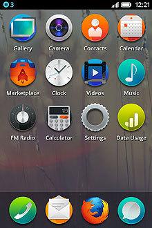 Vite Dit. Les premières images de Firefox OS | Avis de geek | Avis de Geek | Scoop.it
