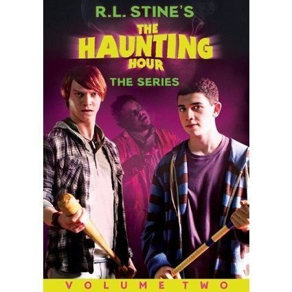 walmart coupons 8% off on R.L. Stines The Haunting Hour: The Series, Volume Two (Widescreen)   Online marketing   Scoop.it