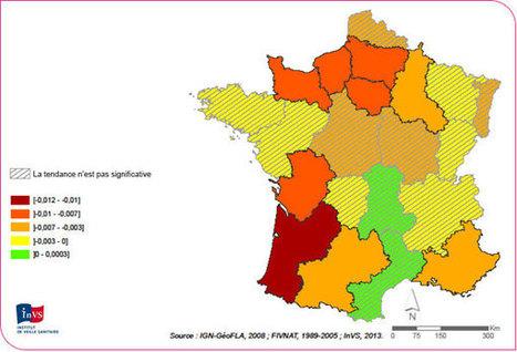 Tendances spatio-temporelles de la qualité du sperme en France / Actualités / Actualités / Accueil | les sciences de lestoile | Scoop.it