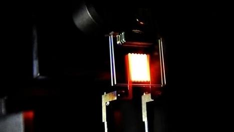 Crean una bombilla incandescente tan eficiente como las LED | Bioderecho y Ciencias Jurídicas | Scoop.it