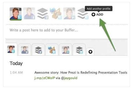 LinkedIn Joins Twitter, Facebook in scheduling status updates, using Buffer   The Social Media Learning Lab   Scoop.it