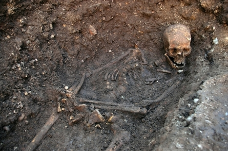 Engelse koning Richard III had wormen - De Standaard | KAP-De Schouwer T | Scoop.it