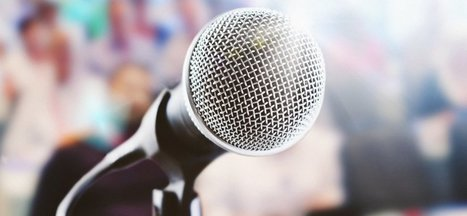 10 Tips to Make You a Powerful Public Speaker Now | Strategy and Leadership | Scoop.it