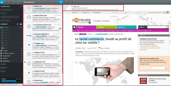 Mention et RT.ly, les deux derniers indispensables de votre veille Social Medi | Komunity Web | Curation, Veille et Outils | Scoop.it