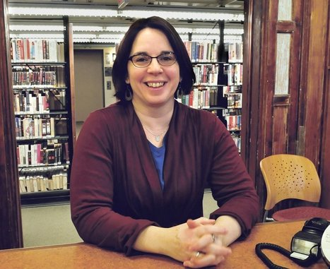 Waterville librarian named chamber's Outstanding Professional - Kennebec Journal & Morning Sentinel | Library Collaboration | Scoop.it