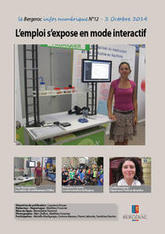 L'emploi s'expose en mode interactif  Bergerac Infos Numérique N°12 - 2 octobre 2014 | Lycée des métiers SUD PERIGORD | Scoop.it