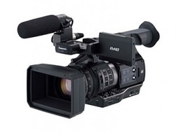 Panasonic AJ-PX270 Camera With AVC-ULTRA Recording and Built-In MicroP2 Card Slots: | Videography | Scoop.it