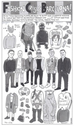 David Squires on … Barcelona's fashionistas - The Guardian | AC Affairs | Scoop.it
