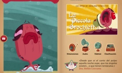 Las 20 mejores apps de cuentos interactivos - Educación 3.0 | Edu-Recursos 2.0 | Scoop.it