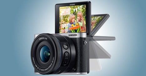 Samsung NX3000 Camera Lets You Get Serious About Selfies - Mashable | celulares | Scoop.it