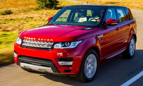 Range Rover Sport 4.4 SDV8 | Chefauto | Scoop.it