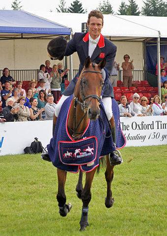 William Fox-Pitt remains stable, condition unchanged - Horsetalk.co.nz | The wonderful world of horses | Scoop.it
