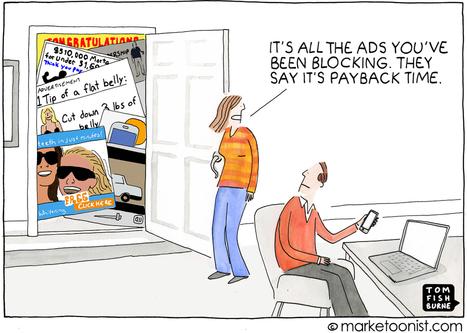 ad blocking   Marketing Respectueux et Utile   Scoop.it