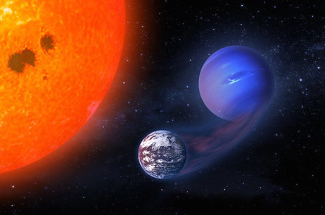Transforming Mini-Neptunes into Habitable Super-Earths | Geology | Scoop.it