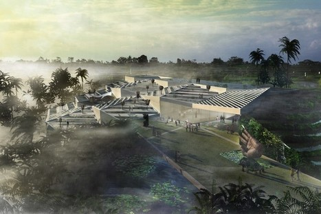 Chicago architecture biennial: Bali art park by Arandalasch | The Architecture of the City | Scoop.it