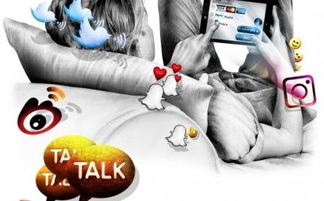 Les médias sociaux mènent la danse | Social Media Curation par Mon Habitat Web | Scoop.it