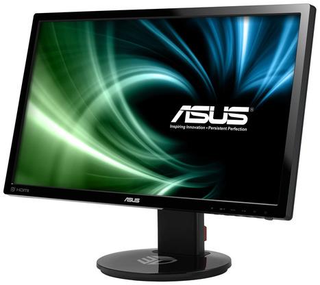 Asus VG248QE : un moniteur 3D à 144 Hz et 1 ms pour joueurs ... - Clubic | Catic Réalité augmentée | Scoop.it