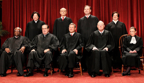 Pro-Business Decisions Are Defining This Supreme Court | Upsetment | Scoop.it