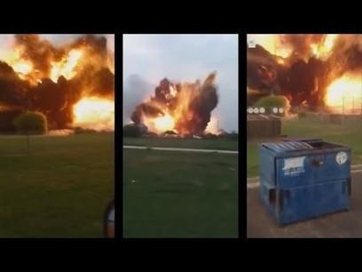 Fertilizer Plant Explosion - All 3 Angles | Entrepreneurs | Scoop.it