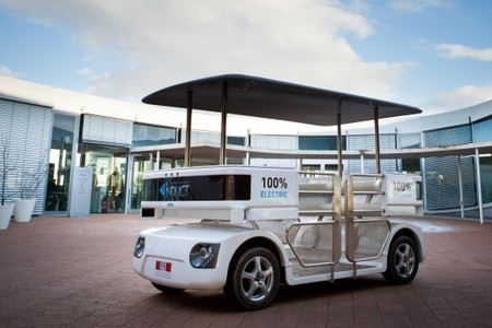 Singapore to try out driverless shuttle on public roads | leapmind | Scoop.it