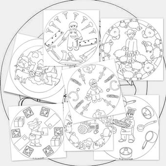 Mandalas para colorear | Escuela en la nube | ArteDigital | Scoop.it