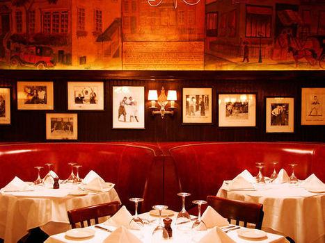 Restaurants Where Real New Yorkers Eat | Restaurantes | Scoop.it