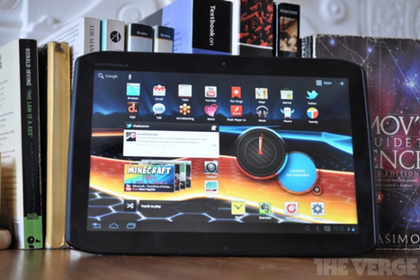 Italian airline Alitalia adds Motorola Xoom 2 for In-Flight Entertainment | OthersA | Scoop.it