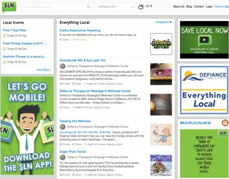 Choose a Location | Check out the Directory for all Businesses on Save Local Now | Scoop.it