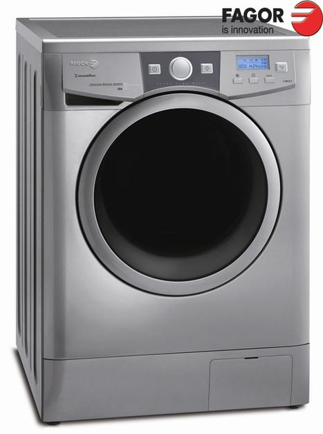 Máy giặt 8kg Fagor F - 4812X | Sản phẩm Phụ kiện bếp, Phụ kiện tủ bếp, Hình ảnh phụ kiện tủ bếp | THIẾT BỊ NHÀ BẾP - THIẾT BỊ NHÁ BẾP FAGOR | Scoop.it