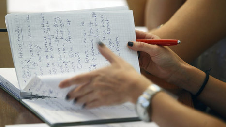 Increase Learning Comprehension By Taking Pen and Paper Notes in Class | Big Think | teacher tools for this century | Scoop.it