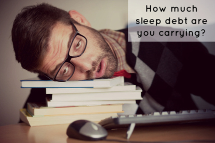 #SleepHack Part 1: Sleep, Our Body's Natural 'Reset' Button | Sports Doc | Scoop.it