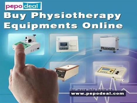 Buy Physiotherapy Equipment Online | Health Equipment | Scoop.it