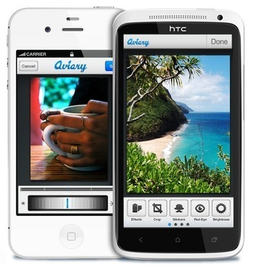Finally Aviary Releases A Standalone Mobile App | MobilePhotography | Scoop.it