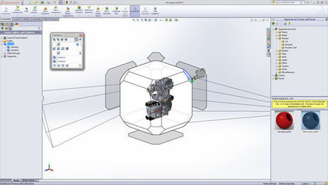 Review: SolidWorks 2013 | Top CAD Experts updates | Scoop.it