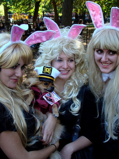 Playboy Costumes | The Holiday Bazaar | Fab Finds | Scoop.it