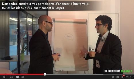 Une vidéo vaut mieux qu'un long article : le mind mapping en action | François MAGNAN  Formateur Consultant | Scoop.it