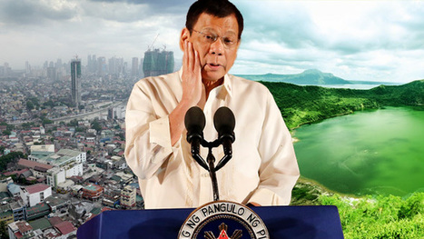 SONA 2016: Mixed reactions to Duterte's environmental plans | GAIA News | Scoop.it