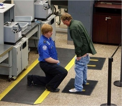 TSA loudspeakers threaten travelers with arrest for joking about security - Police State USA | Beyond the Smoke Screen | Scoop.it