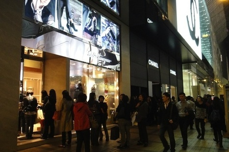 Bain Study Finds China's Luxury Consumers More Global Than Ever | Etam | Scoop.it